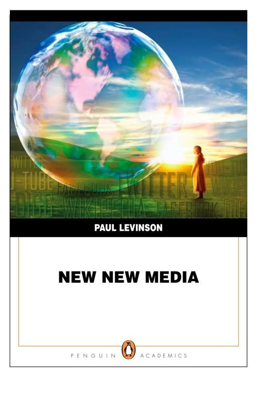 Paul levinsons infinite regress new new media joan walsh fandeluxe Images