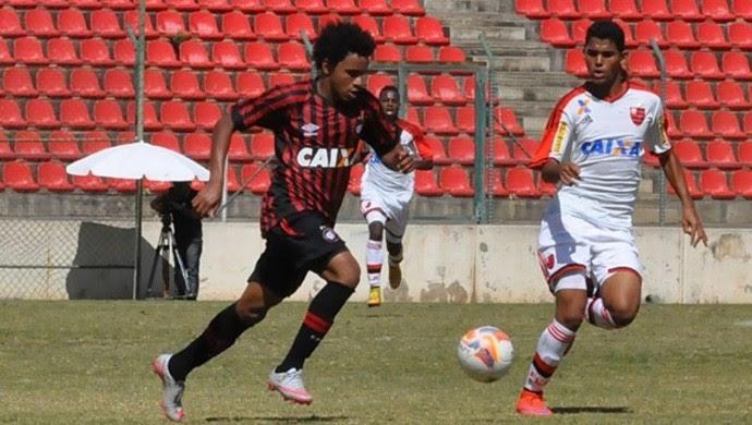 Atlético-PR; Flamengo; Taça BH (Foto: Site oficial do Atlético-PR/Caio Derosso)