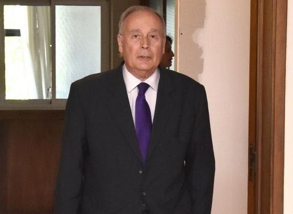 CABALLERO VIDAL SE VA CON JUBILACIÓN DE PRIVILEGIO SIN JUICIO