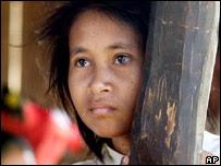 Mujer encontrada en Rattakanari