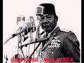 Teks Pidato Soekarno Ganyang Malaysia