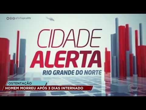 Vídeo: Cidade Alerta RN: Morre o homem baleado na ultima quarta (01), em João Câmara