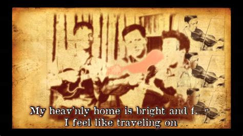 feel  traveling   fashioned bluegrass gospel