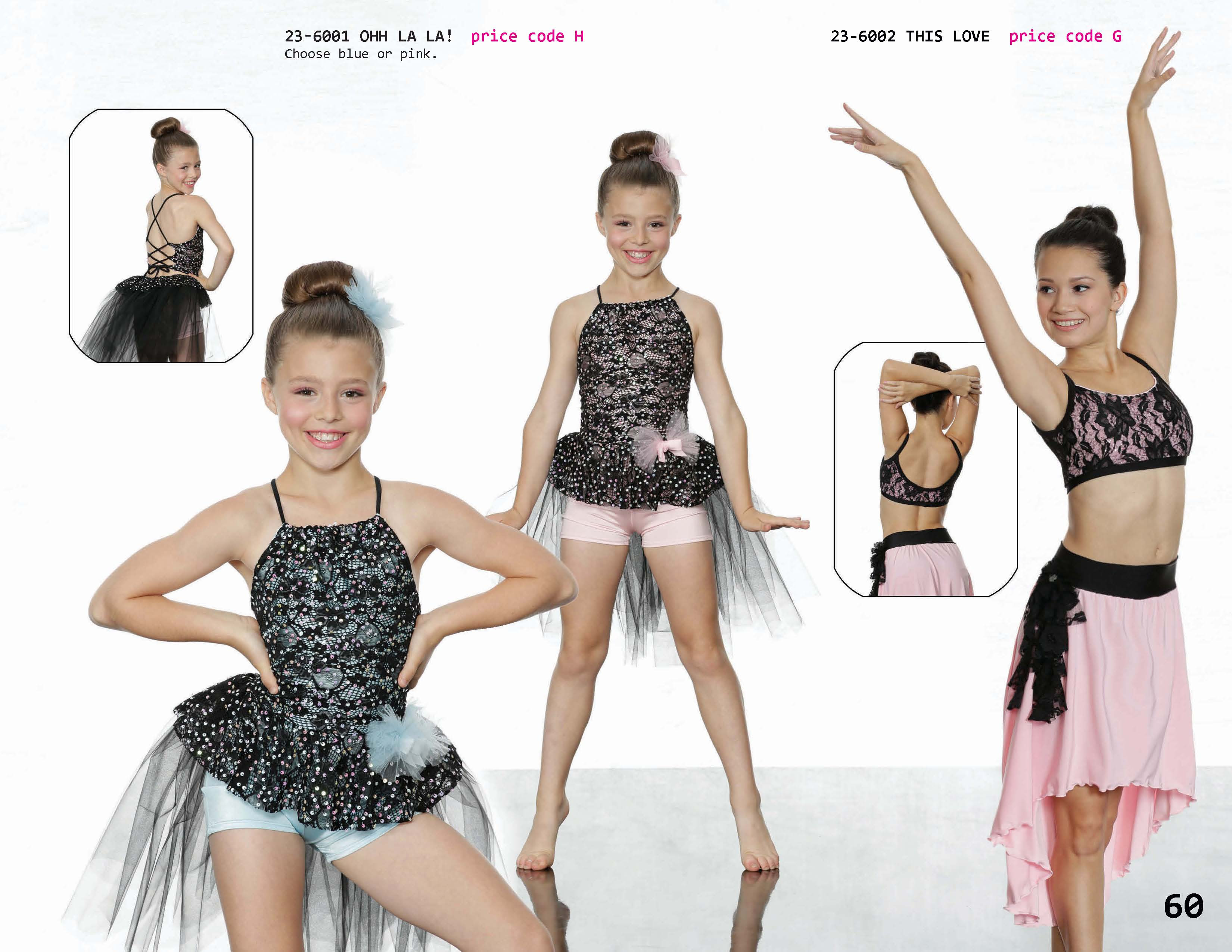 georgie girl  dance costumes  catalog 2016