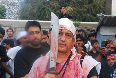 Blood Testifies That I Am Human as a Shia by firoze shakir photographerno1