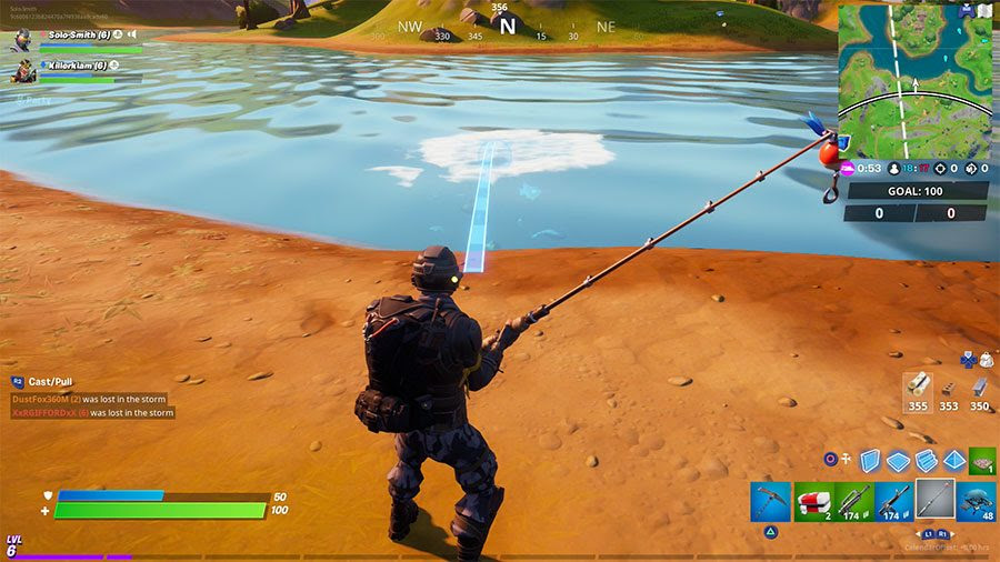 How To Get Fishing Rod In Fortnite - Unique Fish Photo
