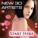 New 3D Artists Start Here