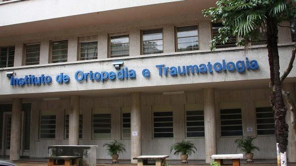 Fachada do Instituto de Ortopedia e Traumatologia - IOT