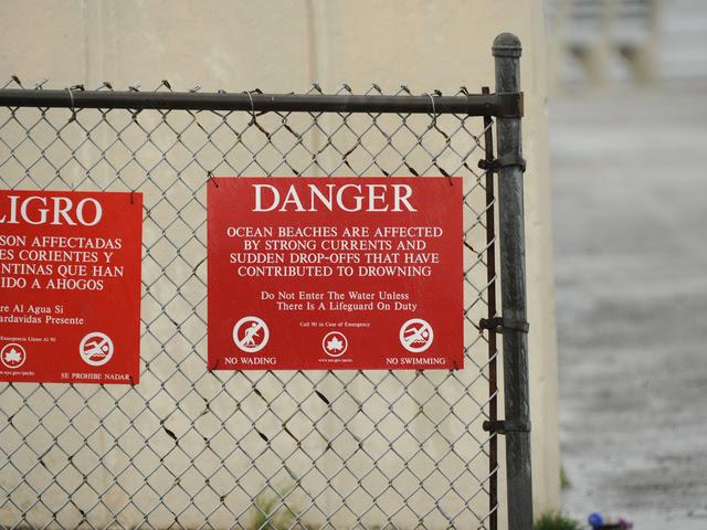 14-Year-Old Boy Died in Waters Off Rockaways