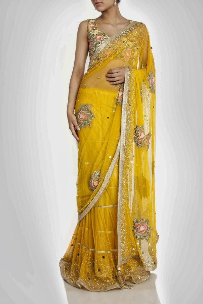 Beautiful-Bridal-Wedding-Lehanga-Choli-Saree-Anarkali-Churidar-New-Fashion-Dress-by-Designer-Surily-Goel-1