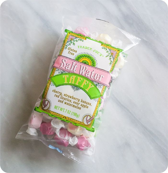 trader joe's salt water taffy review