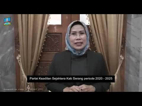 Bupati Serang dan Ketua Parpol Beri Selamat Kepada PKS