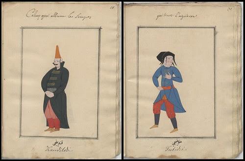 Turkish Costumes i