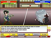 Jogar Ninjas vs mafia deluxe Jogos