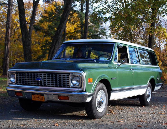 1972 Chevrolet Suburban, 67-72 Chevy trucks, GMC Suburban, 72 c20 suburban