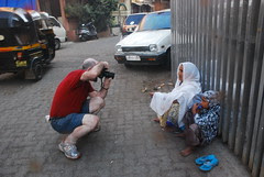 Dr Glenn Losack MD Shoots the Pain of the Muslim Beggars by firoze shakir photographerno1