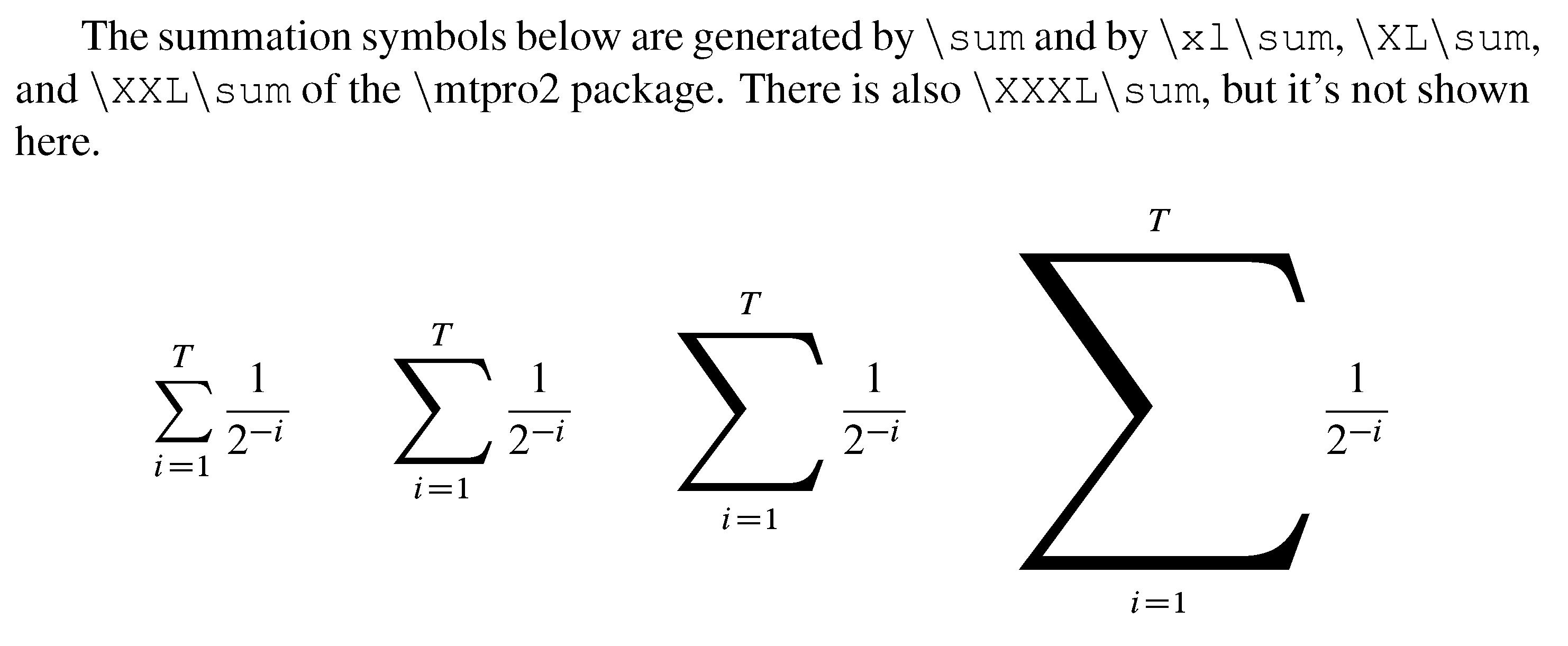 82 Symbol Mean Latex Symbol Mean Latex