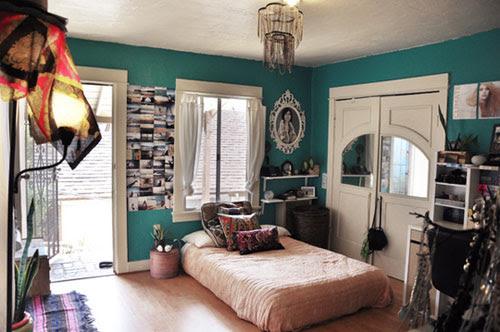 Boho-Chic Bedroom Decorating Ideas - SweetHomeDesignIdeas.