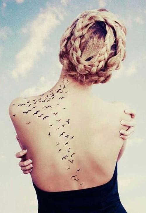 Tatuajes Para Mujeres 20 Delicados Y Femeninos Diseños Mujer Y Punto