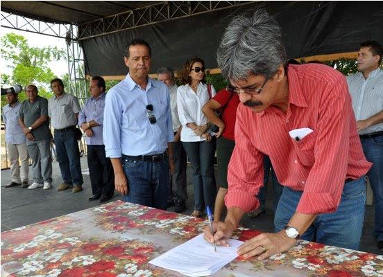 Ministro Luis Sérgio Nóbrega de Oliveira esteve em Ceará-Mirim neste domingo (29)