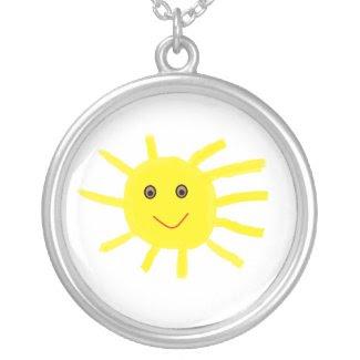 Hey Sunshine necklace
