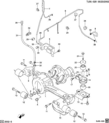 Air Pump Chevy Tracker 1999 2004 4wd Actuator Pump Auto Parts And Vehicles Car Truck Transmission Drivetrain Parts