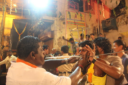Removal of Rods And Hooks At Marriammen Temple Nehru Nagar Juhu 2013 by firoze shakir photographerno1