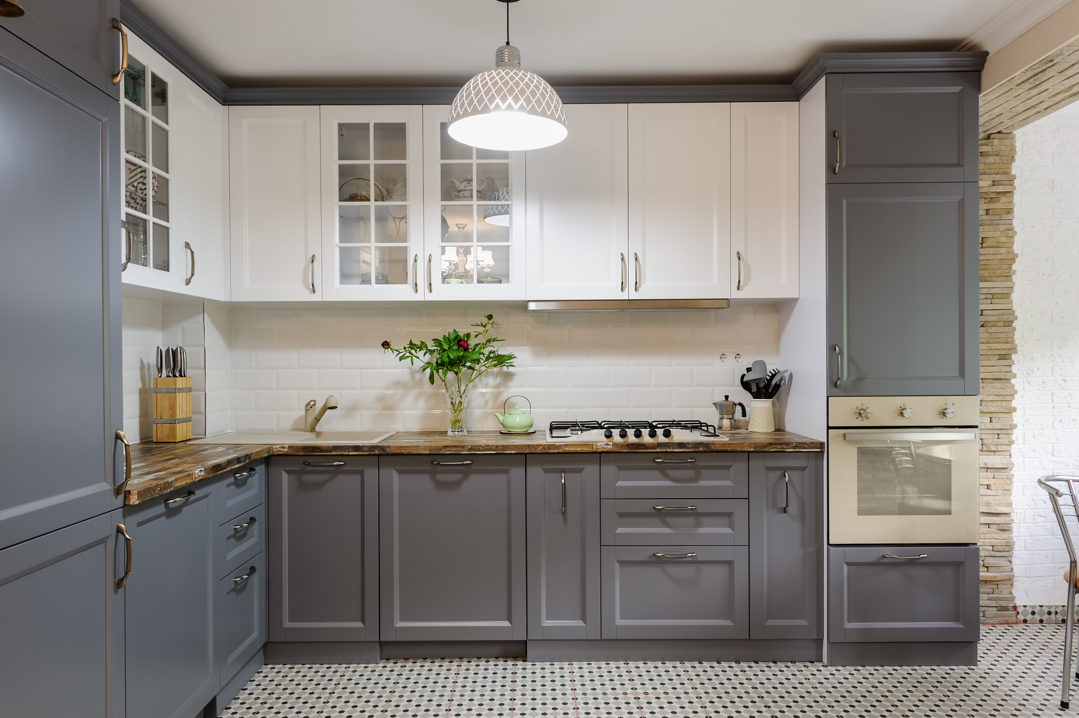 Kitchen Cabinet Colors of 2020   Desirable Kitchens and ...