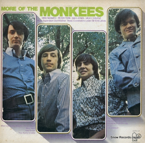 MONKEES, THE more of the monkees