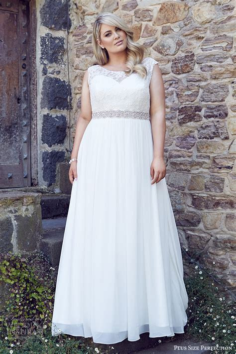 Plus Size Perfection Wedding Dresses ? ?It?s A Love Story