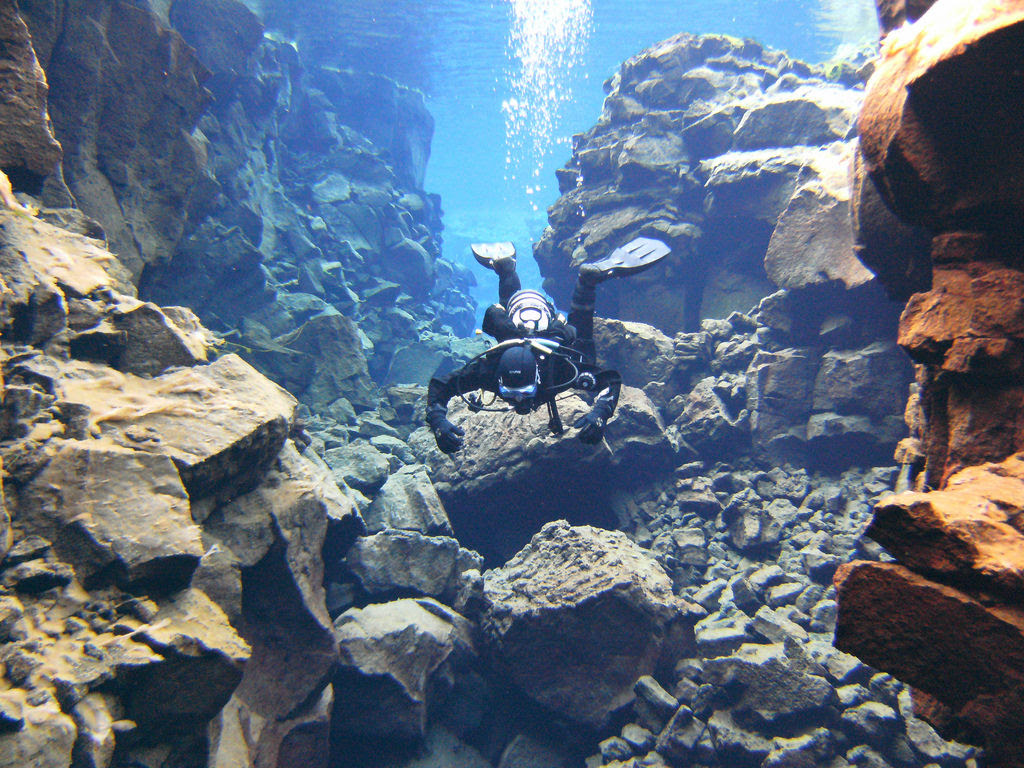 A Dorsal Meso-Atlântica na Islândia 11