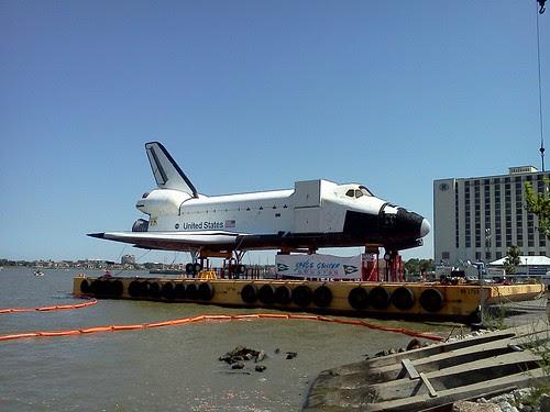 Johnson Space Center Houston Mockup Space Shuttle Explorer by PeaceLoveScoobie