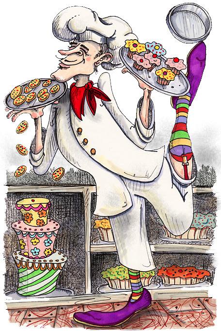 Pat-a-cake, pat-a-cake, baker's man