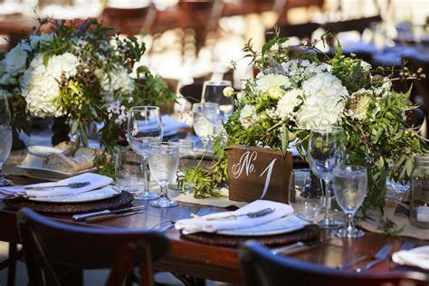 Wedding Design Ideas for Both Bare and Covered Reception