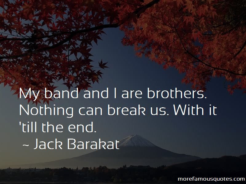 Brothers Till The End Quotes Top 1 Quotes About Brothers Till The