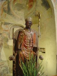 Saint Zénon de Vérone. Evêque de Vérone, martyr († 380)