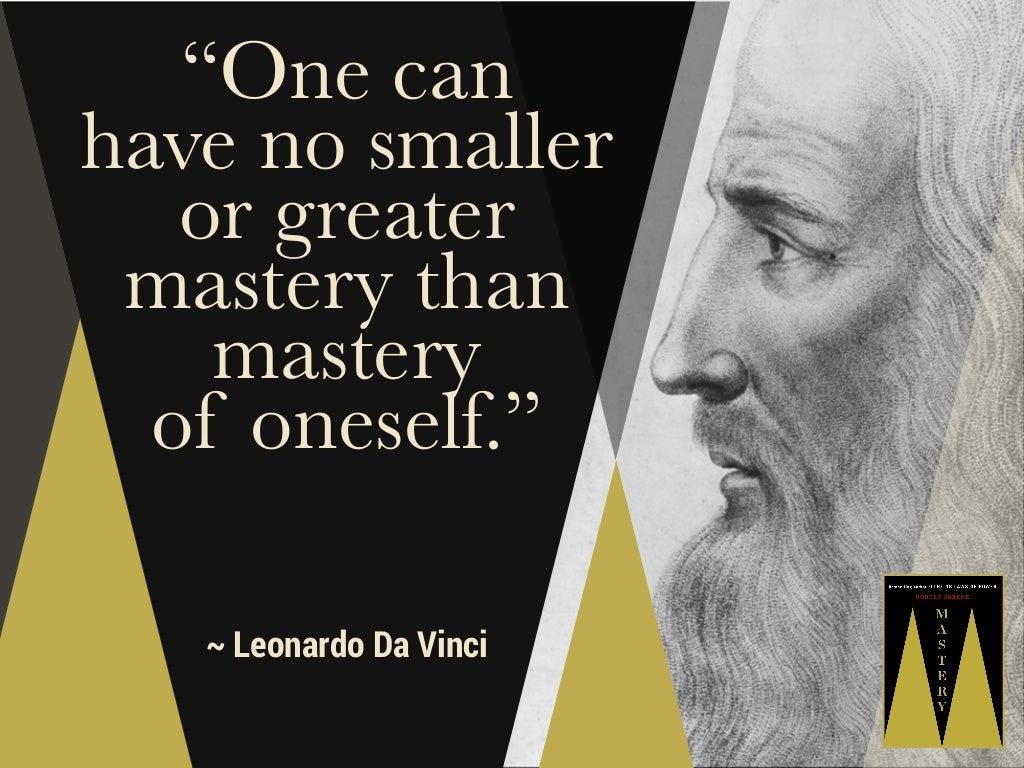 Mastery Quotes Robert Greene