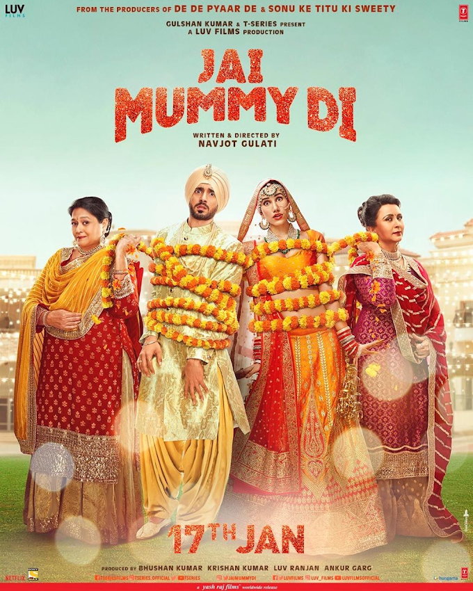 Jai Mummy Di (2020) Hindi Movie 600MB DVDRip Download *NEW PRINT*
