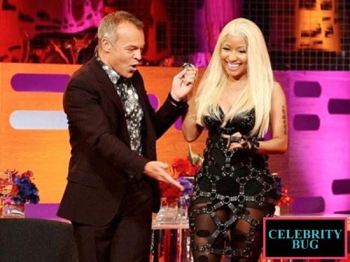 Graham Norton (April 2012), Nicki Minaj