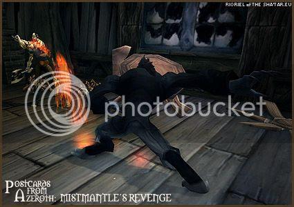 PostcardsFromAzeroth.com: Mistmantle's Revenge