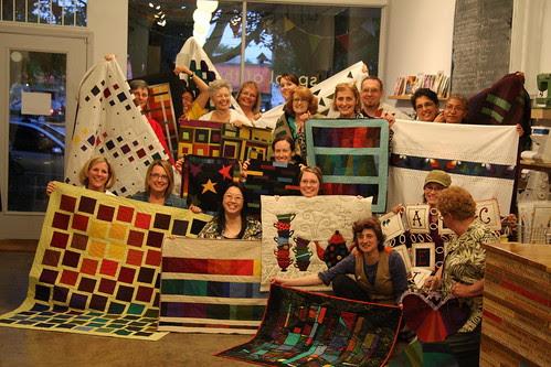 VMQG Kona Challenge Quilts