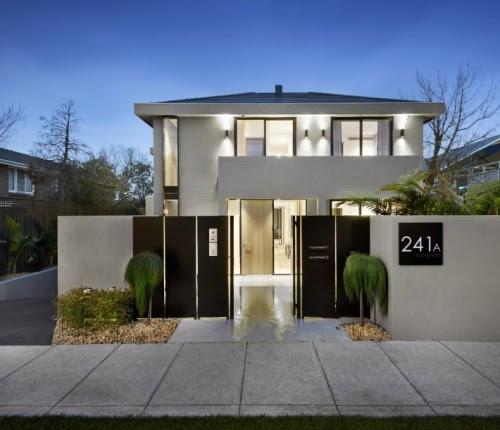 Ide Denah Rumah Minimalis 2 Lantai Pada Hunian Modern