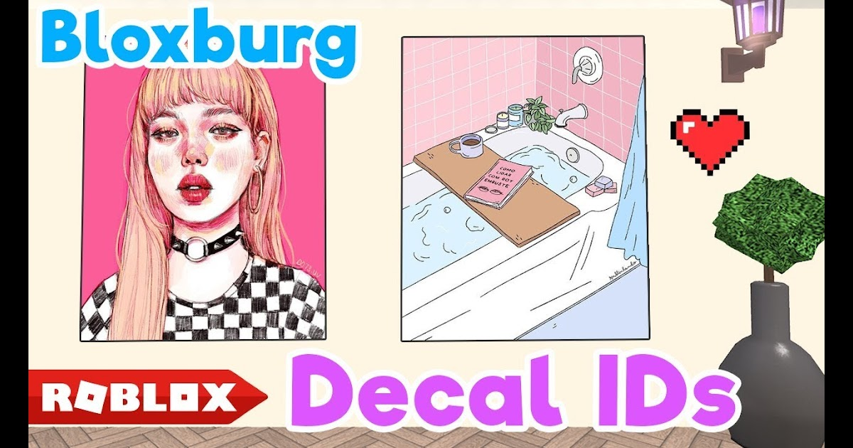 Roblox Decal IDs: Cute Aesthetic Anime Decal IDs for