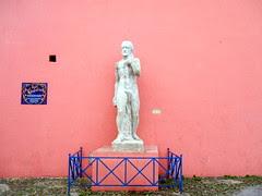 Monumento en Caminito