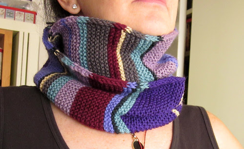 Limited Palette Cowl