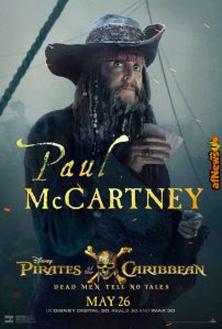 Paul McCartney è un pirata dei Caraibi?!