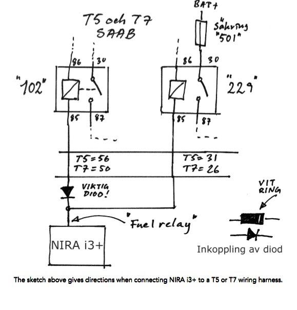 Saab 9000 Alarm Wiring Diagram
