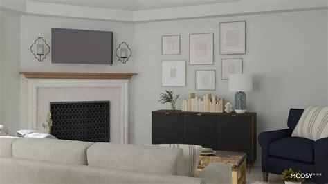 refreshing  living room   design plans diy