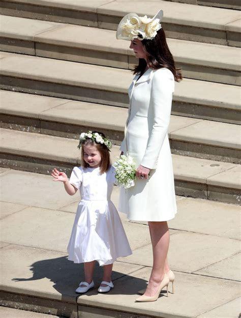 What Kate Middleton Wore to Meghan Markle's Wedding   Who
