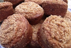 buttermilk crumb muffins by Teckelcar